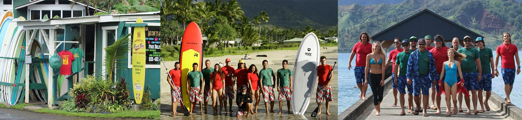 Hanalei Kauai Surf Rentals